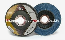 Zirconium Oxide Abrasive Flap Disc