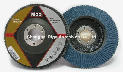 HD Zirconium Oxide Abrasive Flap Disc